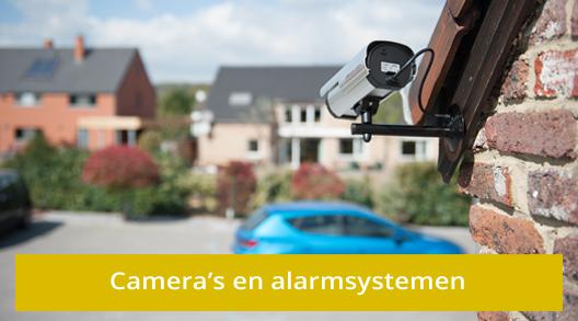 Camera en alarmsystemen
