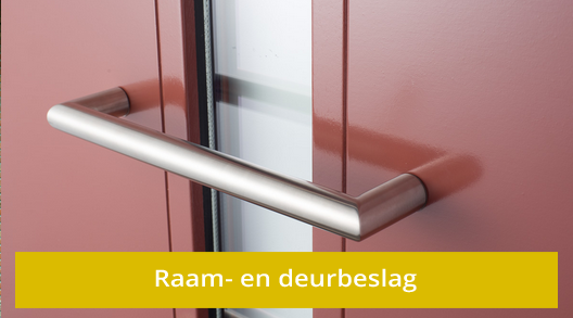 Raam- en deurbeslag