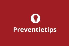 Preventietips