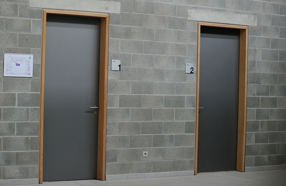 HPL deur