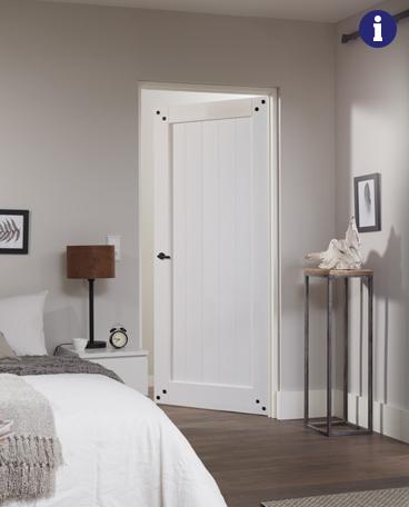 Barndeur draaideur met zwart deurbeslag