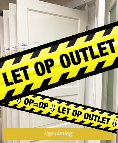 outlet-deuren