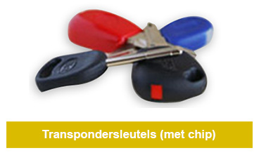 transpondersleutels-met-chip
