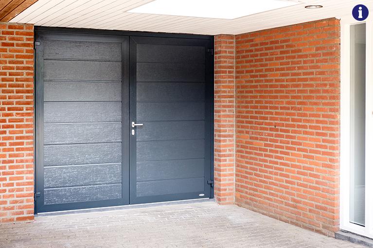 Novoferm duoport garagedeuren