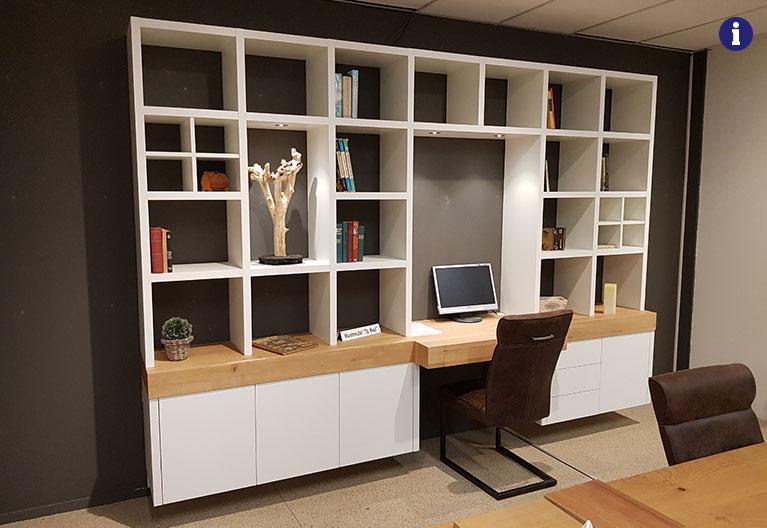 Nieuw Bureau op maat - Haverkamp Deventer PB-93