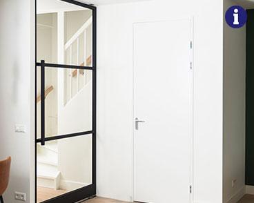 Stalen binnendeur