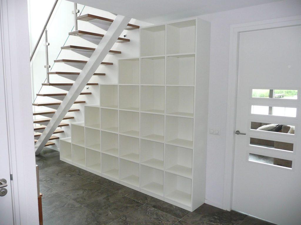 boekenkast maat design 11