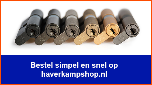 Haverkampshop - cilindersloten kopen